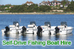 Fishing Boat Hire